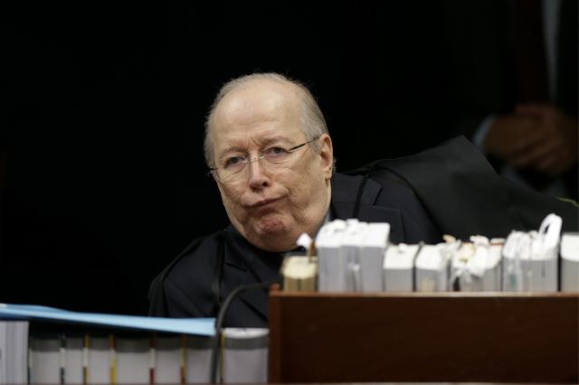 Celso de Mello condenou censura à imprensa (Foto: Pedro Ladeira/Folhapress)