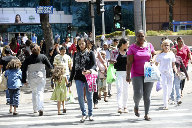 Consumidores pagaram mais caro em seis capitais pesquisadas pela FGV (Foto: Wilson Dias/ABr)