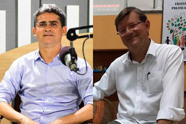 David Almeida e José Ricardo