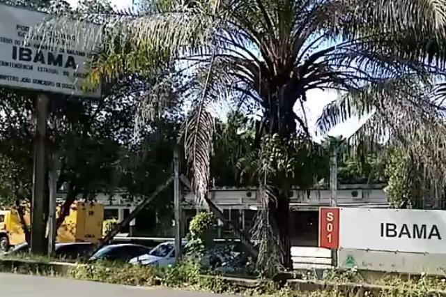 Polícia Federal investiga servidores do Ibama em Manaus (Foto: Facebook/Reprodução)