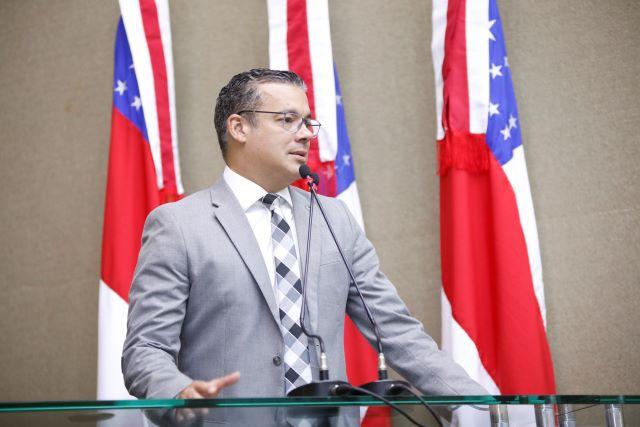 Josué Neto, presidente da Assembleia Legislativa do Amazonas