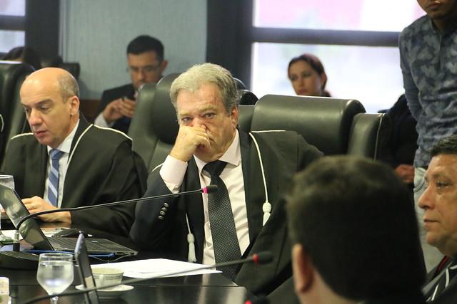 Conselheiro Júlio Cabral foi o relator das contas reprovadas