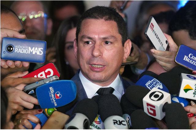 Marcelo Ramos deverá reunir apoio para relatoria do projeto (Foto: Pablo Valadares/Câmara dos Deputados)