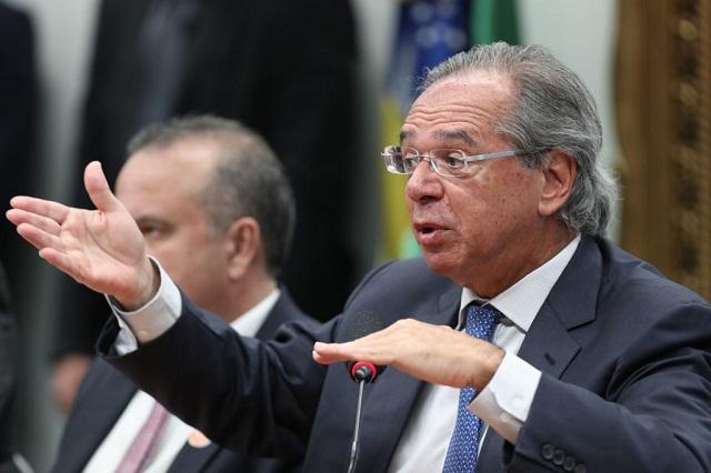 Paulo Guedes chega aos cem dias de governo com poucas medidas a apresentar (Foto: Lula Marques)