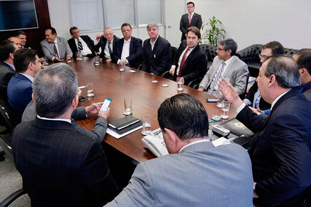 Reunião técnica na manhã desta terça-feira, em Brasília, para tratar de temas da ZFM