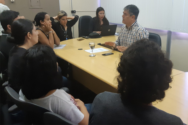 Rodrigo Tobias anunciou nova chamada de concursados (Foto: Susam/Divulgação)