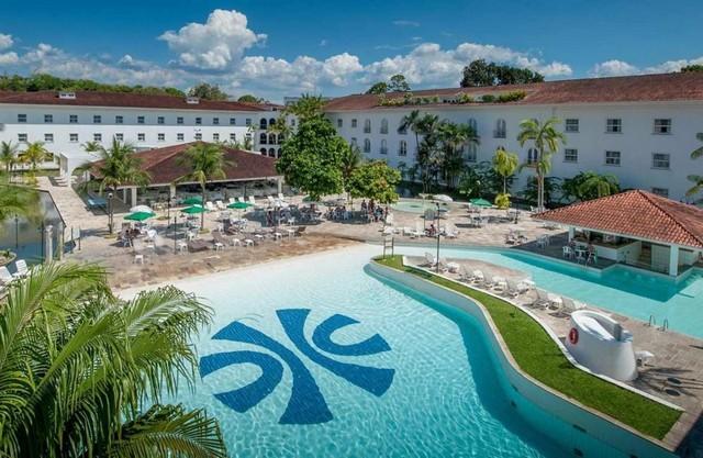 Tropical Hotel foi condenado pela Justiça do Trabalho a pagar indenização (Foto: Divulgação)