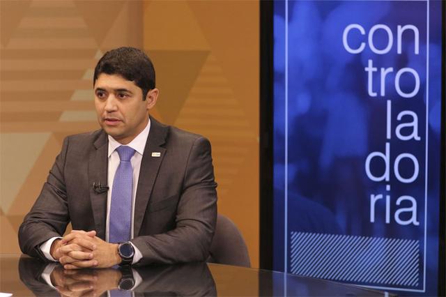 Ministro Wagner do Rosário diz que CGU está longe de atingir as metas (Foto: Valter Campanato/ABr)
