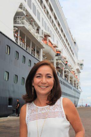 Roselene Medeiros defende a expansão da divulgação do Amazonas como destino turístico nos Estados Unidos para atrair mais visitantes daquele país à região. (Foto: Clóvis Miranda/AmazonasTur)