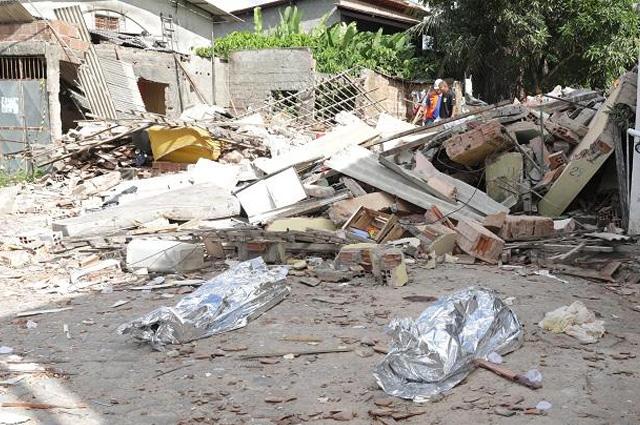 explosão Camaragibe