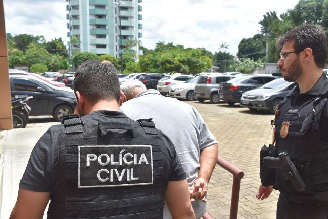 Médico Antônio Cabede Lopes foi preso em uma clínica na zona centro sul de Manaus (Foto: Divulgação)