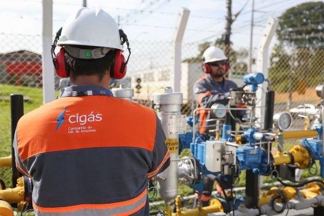 Companhia de Gás do Amazonas
