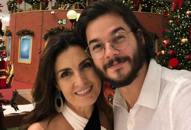 A apresentadora namora o deputado Túlio Gadelha há dois anos (Foto: Instagram/Reprodução)
