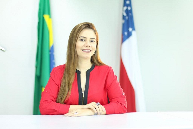 Secretária da Sead, Inês Carolina Simonetti disse que levantamento vai gerar maior controle do patrimônio (Foto: Gabriel Retondano/Sead)