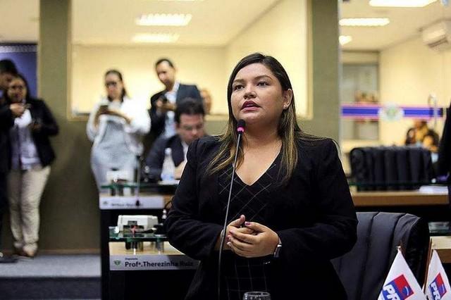 Deputada Joana Darc disse que ainda não tem uma data para a terceira fase do inquérito (Foto: Divulgação)