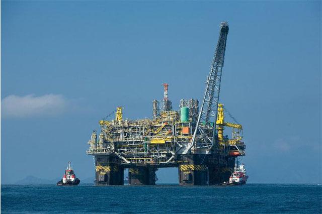 Maioria da produção de petróleo é do pré-sal (Foto: Petrobras/Divulgação)