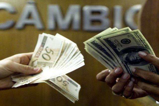 câmbio-dólar