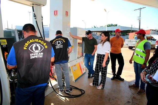 CPI dos Combustíveis em Manacapuru Ma