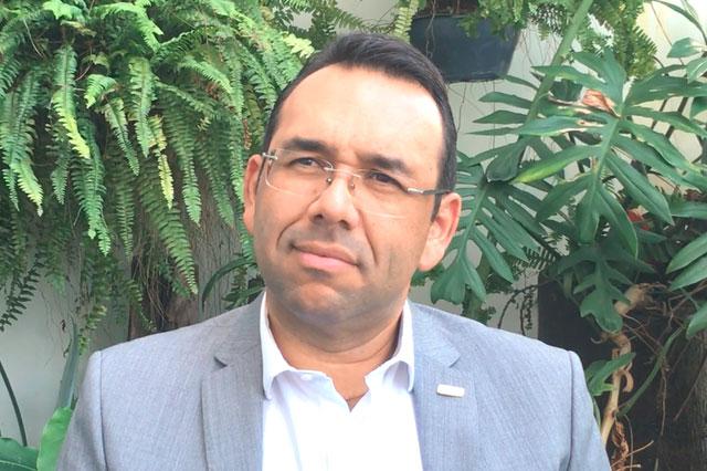 José Jorge do Nascimento Junior, presidente da Eletros