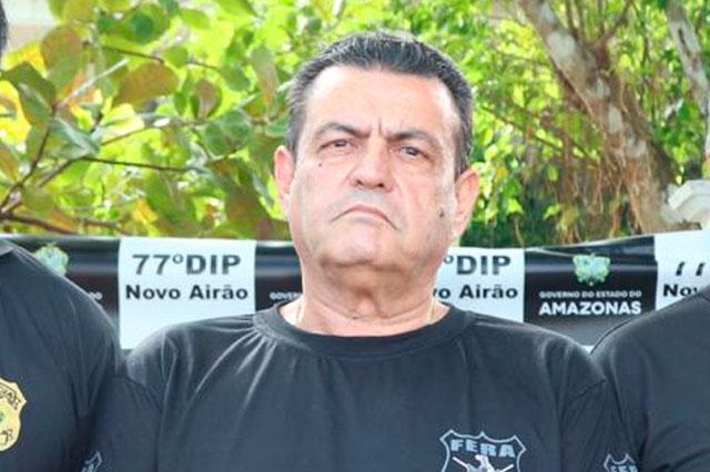 Secretário de Segurança do Amazonas, Louismar Bonates