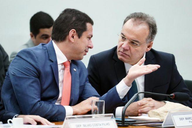 Marcelo Ramos critica tática do PSL na reforma da Previdência