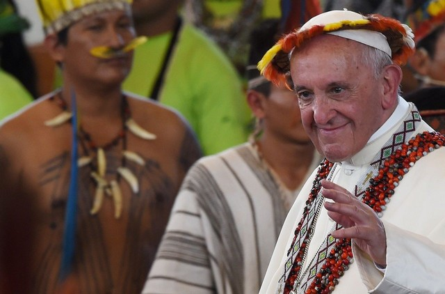 Documento teve início após a visita do Papa Francisco a América do Sul (Foto: VaticaNews)