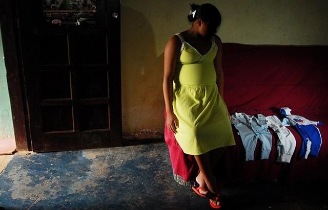 Gravidez é o principal motivo para casamento de adolescentes (Foto: Marcello Casal Jr/Agência Brasil)