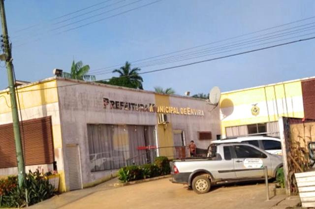 prefeitura de envira amazonas