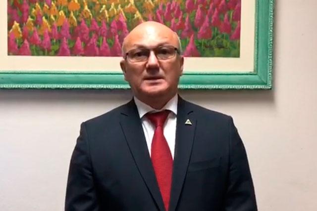 Superintendente da Suframa, Alfredo Menezes (Foto: Reprodução)