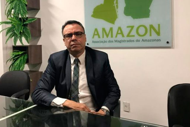 Cássio Borges, presidente da Amazion