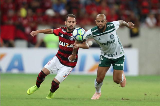 Na reta final do Brasileirão, Palmeiras pode chegar a 85 pontos, enquanto Flamengo precisa de quatro vitórias