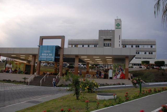 Hospital e Pronto-Socorro João Lúcio