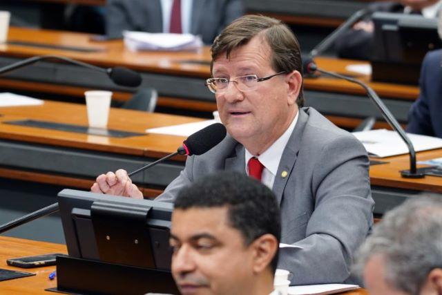 deputado federal José Ricardo (PT-AM)