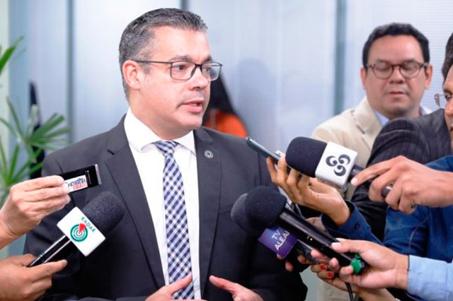 Presidente da Assembleia Legislativa do Amazonas, Josué Neto