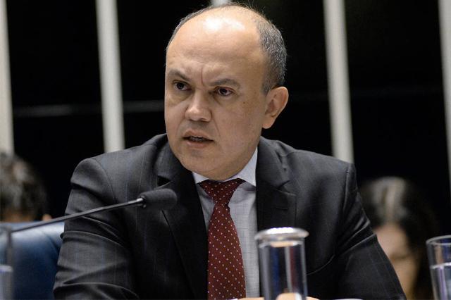 Presidente da ADPF (Associação Nacional de Delegados de Polícia Federal, Edvandir Paiva