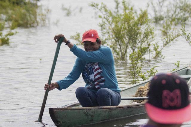 pesca na amazônia - mulheres