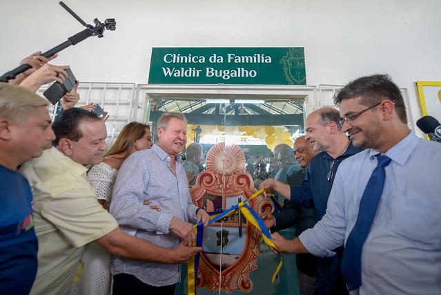 clínica da família waldir bugalho