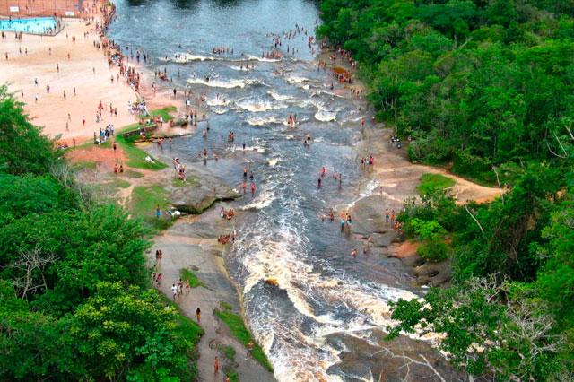 Cachoeira Urubui, Presidente Figueiredo