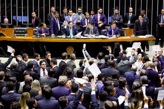 Câmara dos Deputados, plenário
