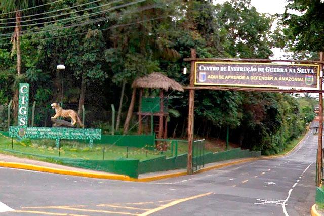 Cigs Manaus Exército