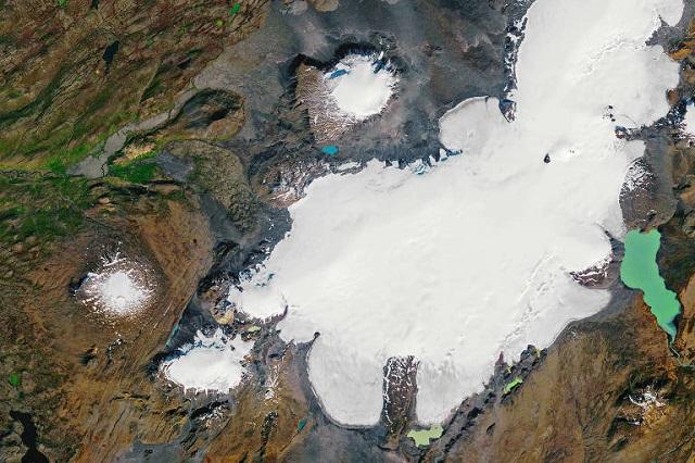geleira Okjökull