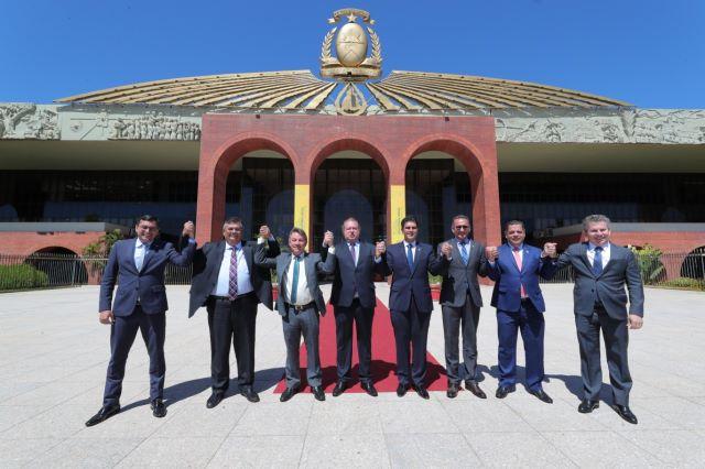 Governadores da Amazônia Legal
