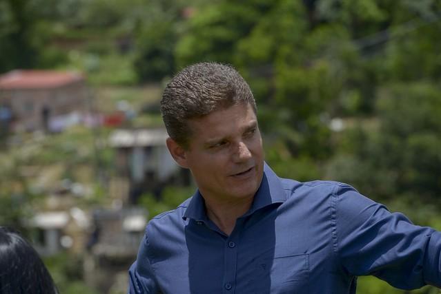 Marcos Rotta, vice-prefeito de Manaus