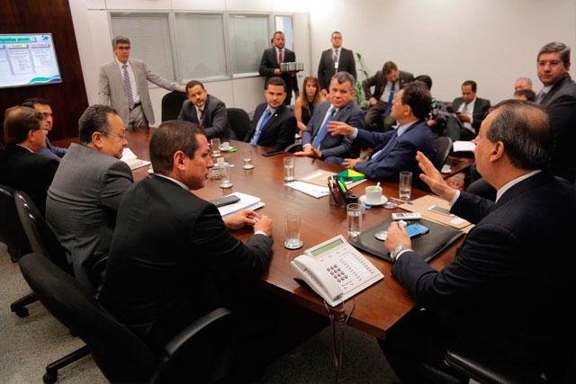 Reforma tributária é tema de reunião da bancada do Amazonas