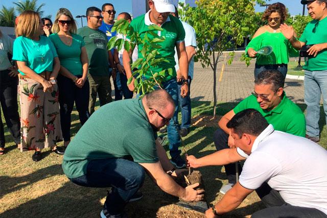 Fausto Jr, Dermilson Chagas e Josué Neto