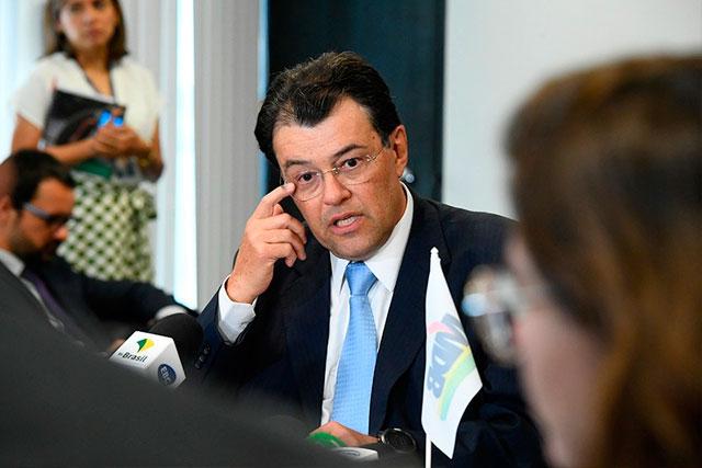 Eduardo Braga, senador pelo Amazonas
