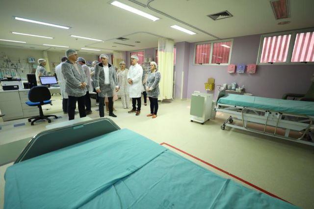 Francisca Mendes hospital