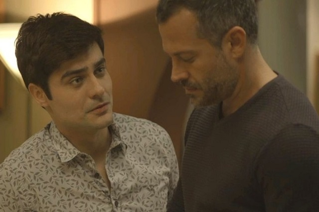 Guilherme Leicam e Malvino Salvador