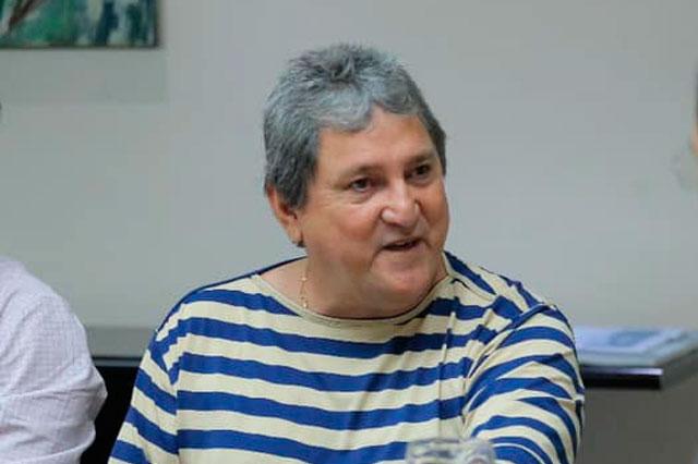 Romeiro Mendonça, prefeito de presidente figueiredo