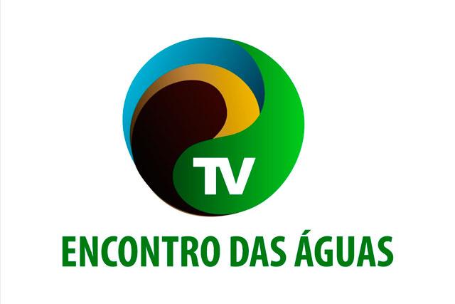 Marca da TV Encontro das Águas